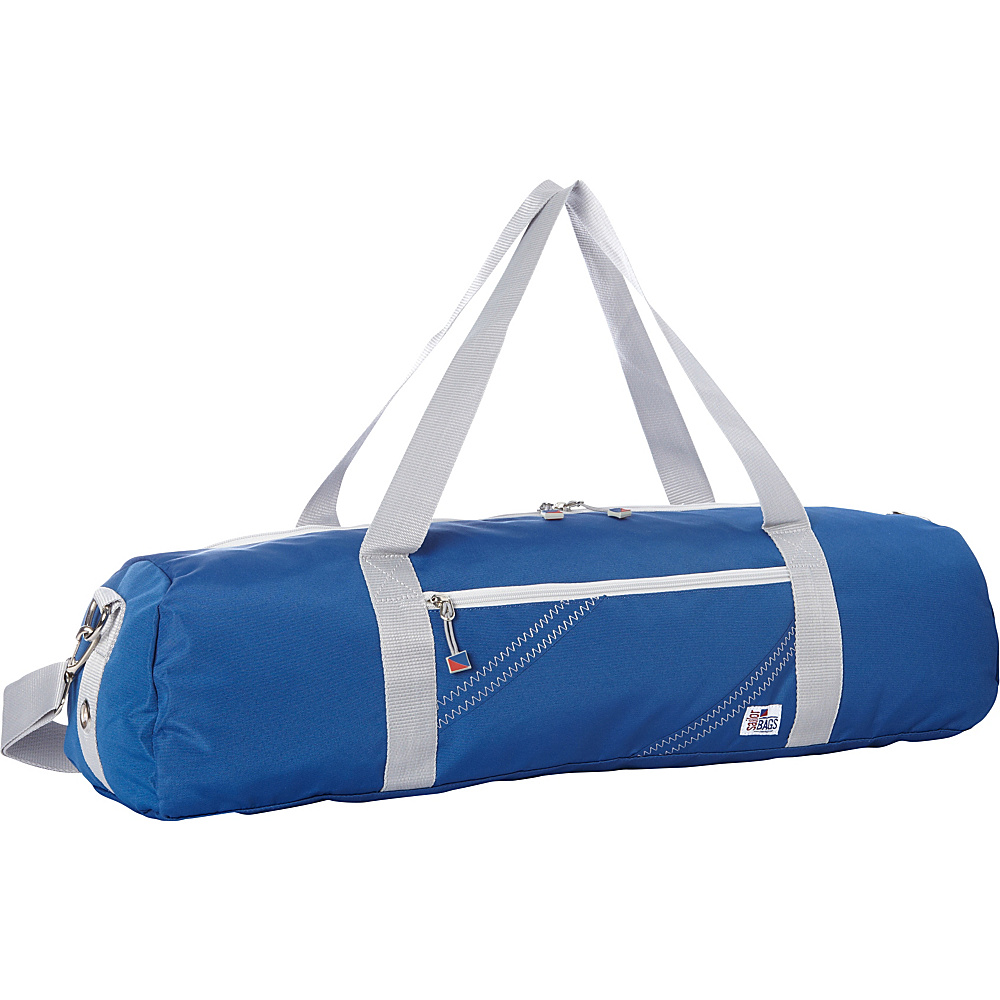 SailorBags Chesapeake Yoga Bag Blue with Grey Trim SailorBags Other Sports Bags