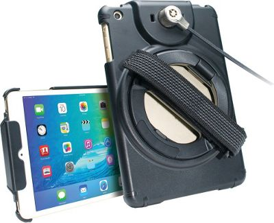 CTA Digital Anti Theft Case IPad Mini Black - CTA Digital Electronic Cases