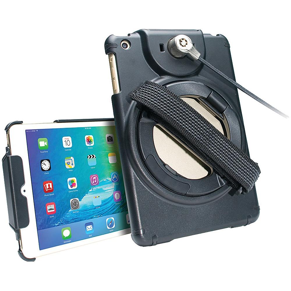 Cta Digital Anti Theft Case Ipad Mini Black Cta Digital Electronic Cases