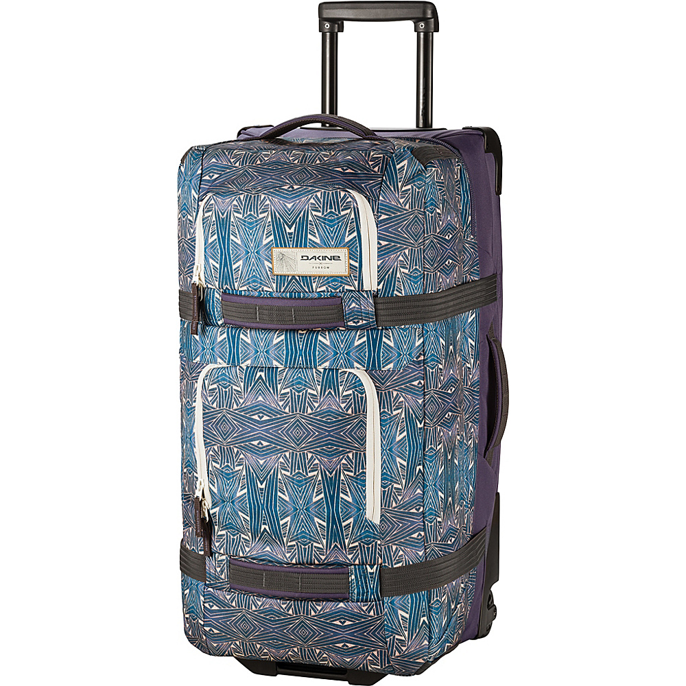 DAKINE Womens Split Roller 110L Furrow - DAKINE Rolling Duffels - Luggage, Rolling Duffels