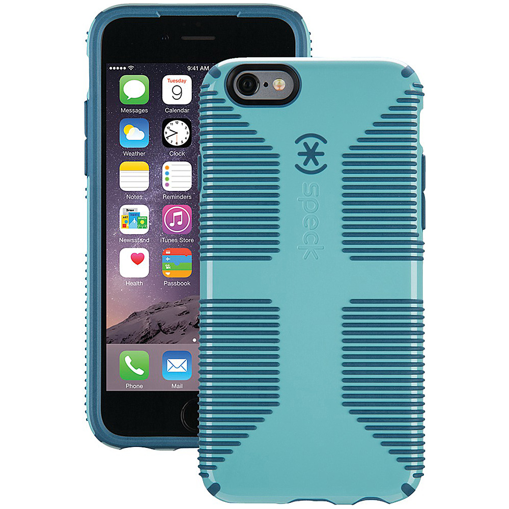 Speck IPhone 6 6s Candyshell Grip Case River Blue Tahoe Blue Speck Electronic Cases