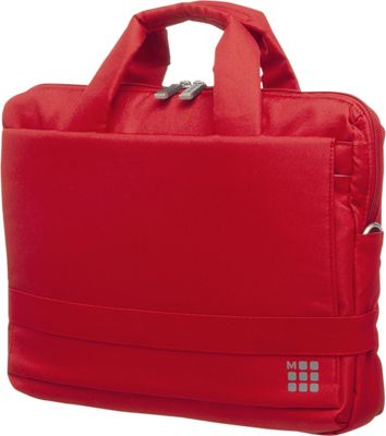 Moleskine Device Bag, 13.3 inch, Horizontal Scarlet Red - Moleskine Non-Wheeled Business Cases