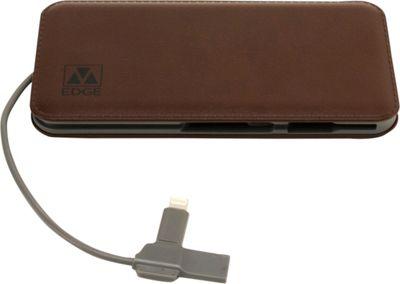 M-Edge 8000 mAh Backup Battery Brown - M-Edge Portable Batteries & Chargers