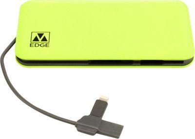 M-Edge 8000 mAh Backup Battery Lime - M-Edge Portable Batteries & Chargers