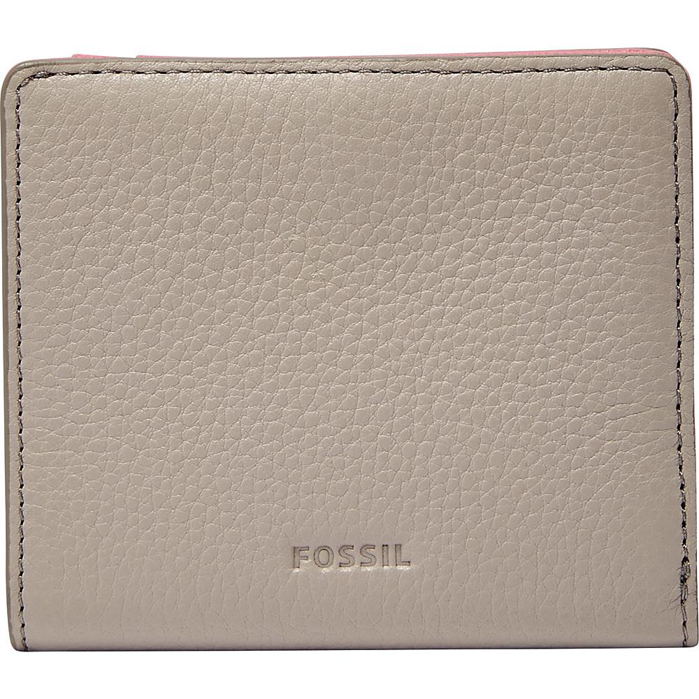Fossil Emma RFID Mini Wallet Mineral Gray - Fossil Womens Wallets - Women's SLG, Women's Wallets