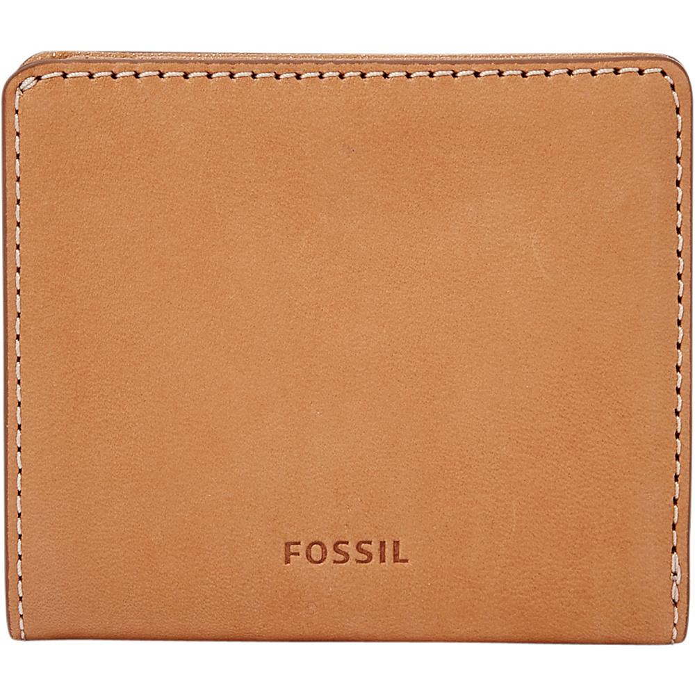 Fossil Emma RFID Mini Wallet Tan - Fossil Designer Handbags - Handbags, Designer Handbags