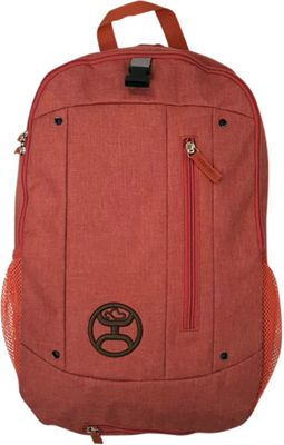 Hooey Textured Laptop Backpack Copper - Hooey Business & Laptop Backpacks