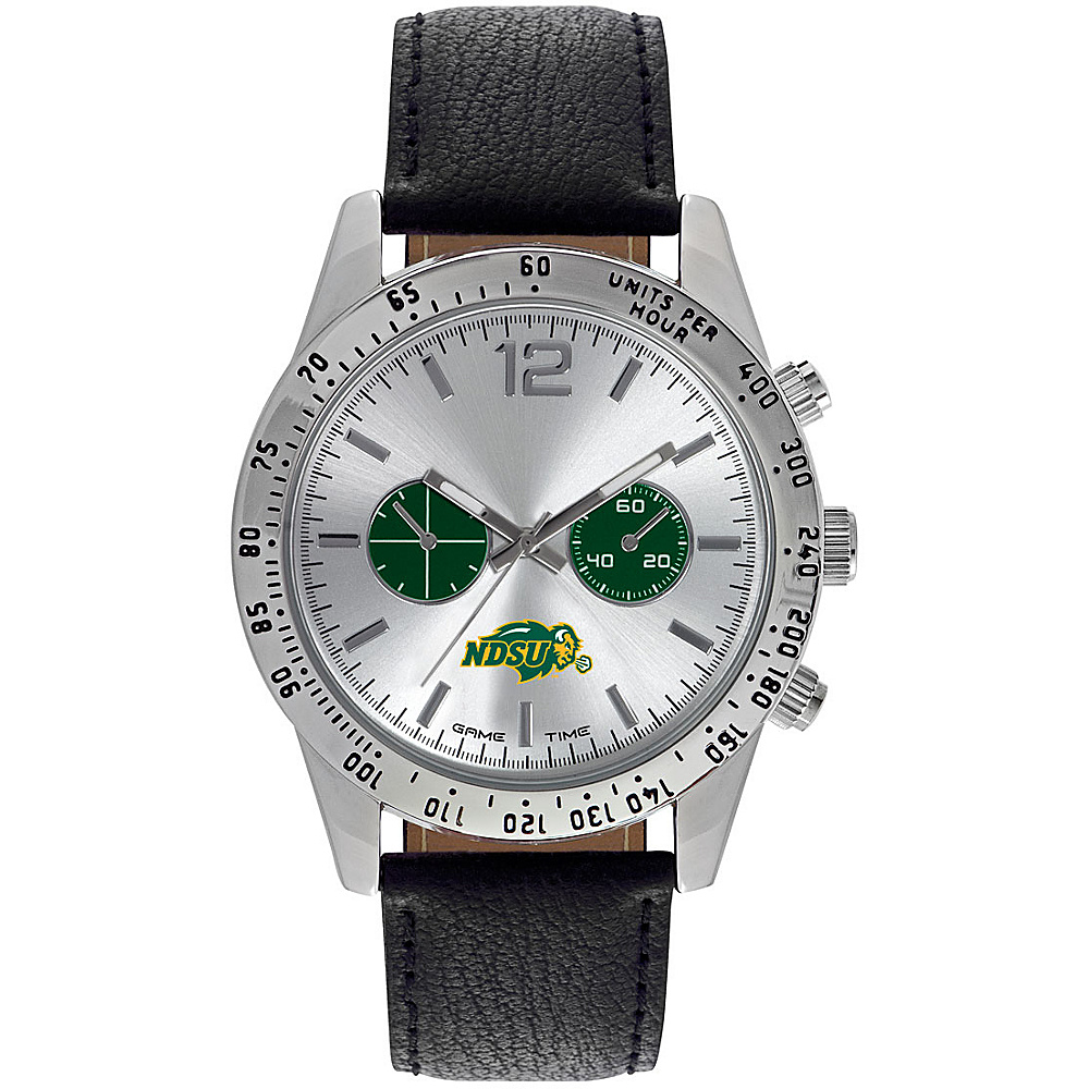 Game Time Mens Letterman-College Watch North Dakota State University - Game Time Watches