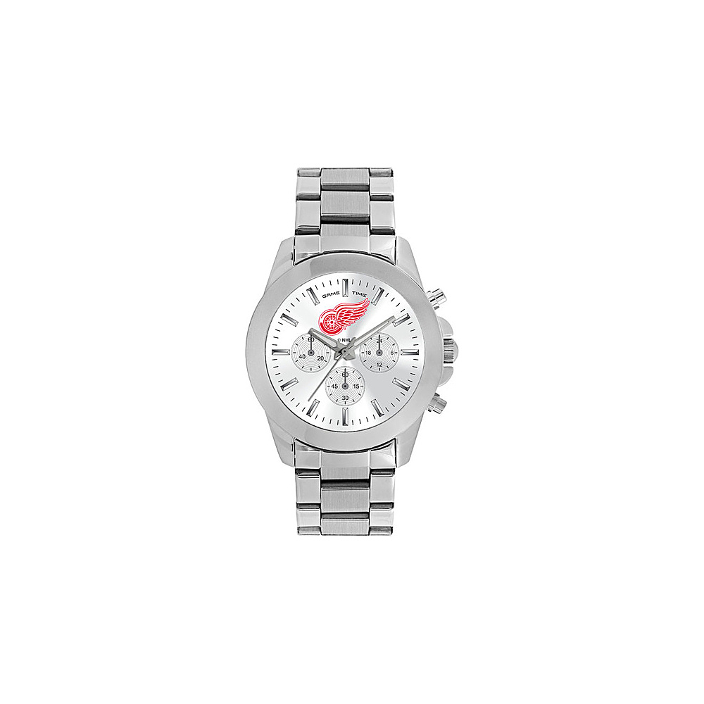 Game Time Womens Knockout-NHL Watch Detroit Red Wings - Game Time Watches - Fashion Accessories, Watches