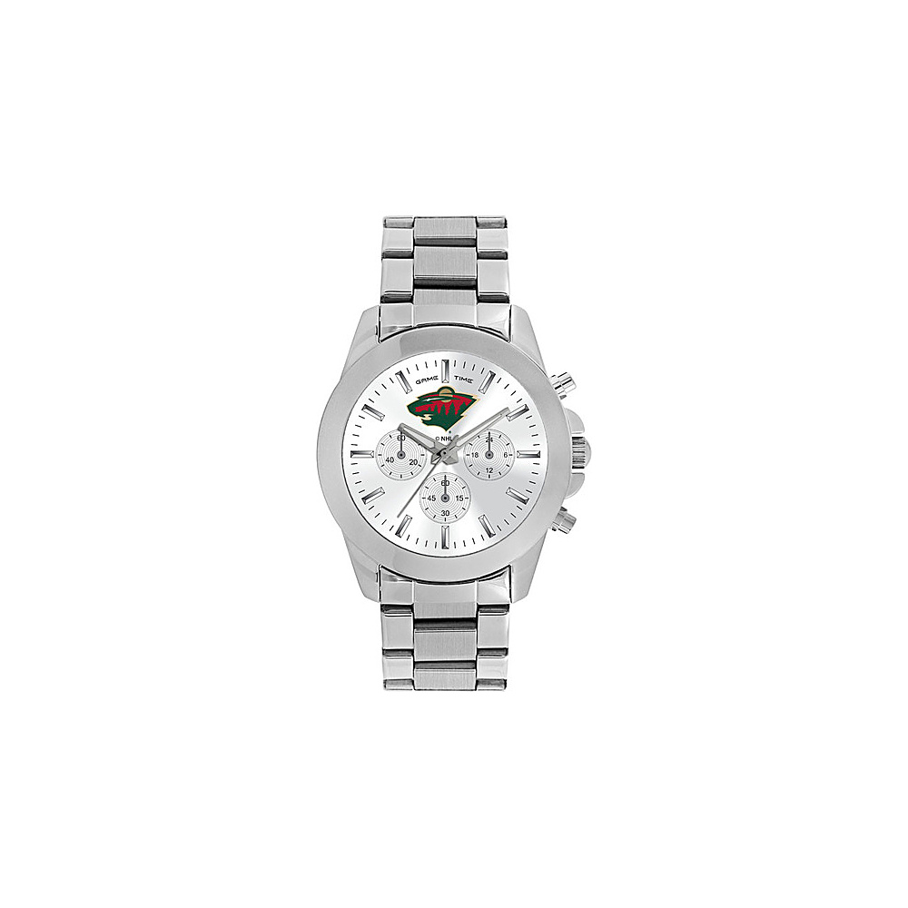 Game Time Womens Knockout-NHL Watch Minnesota Wild - Game Time Watches - Fashion Accessories, Watches