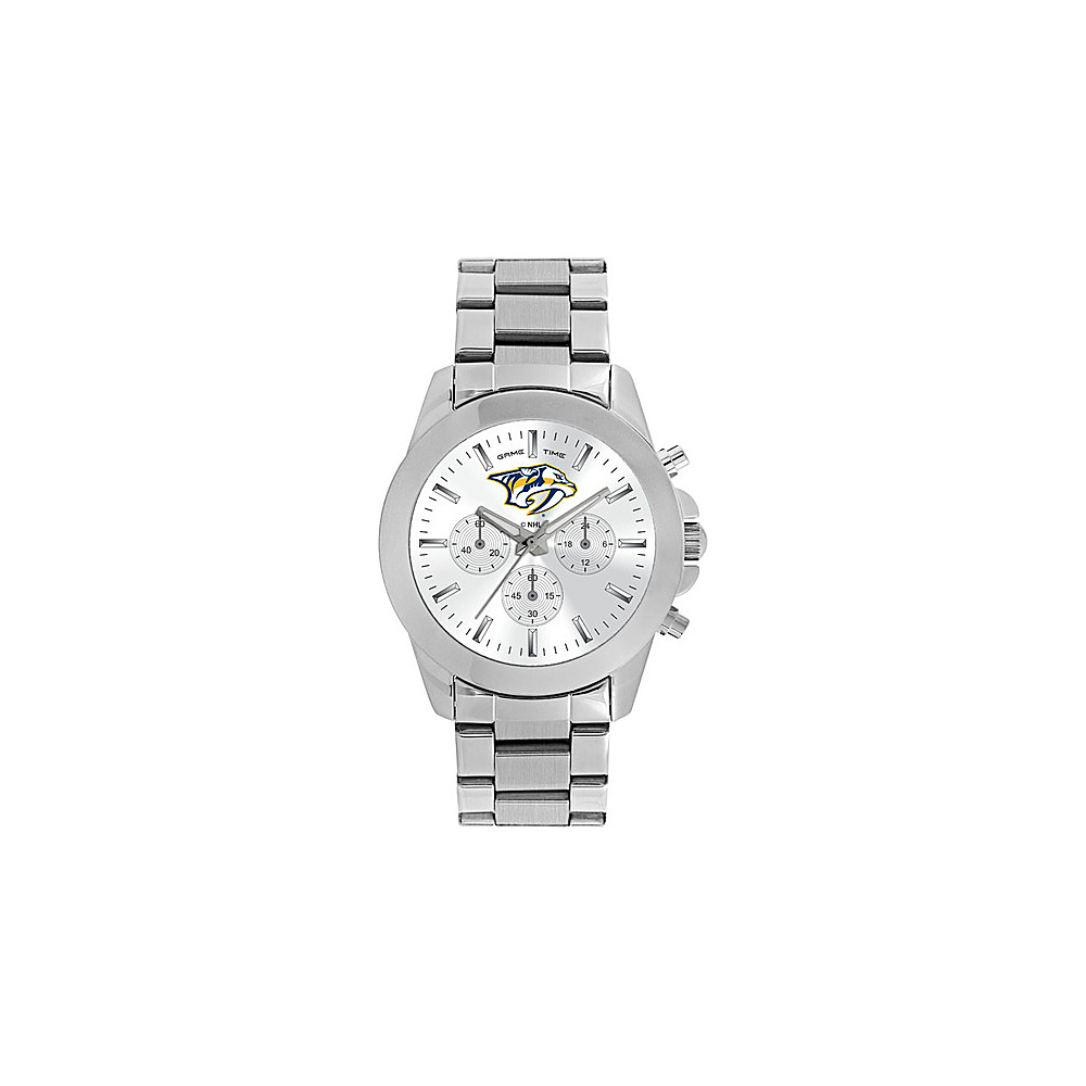 Game Time Womens Knockout-NHL Watch Nashville Predators - Game Time Watches - Fashion Accessories, Watches
