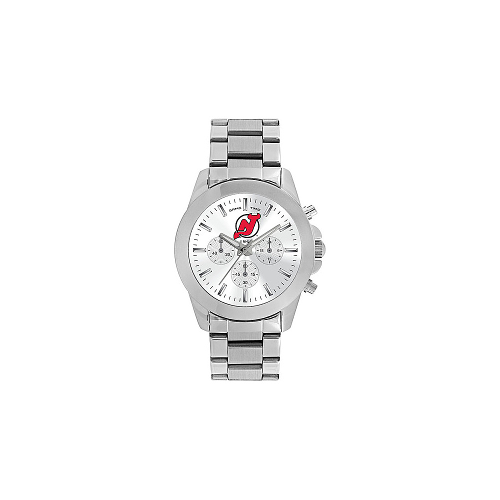 Game Time Womens Knockout-NHL Watch New Jersey Devils - Game Time Watches - Fashion Accessories, Watches