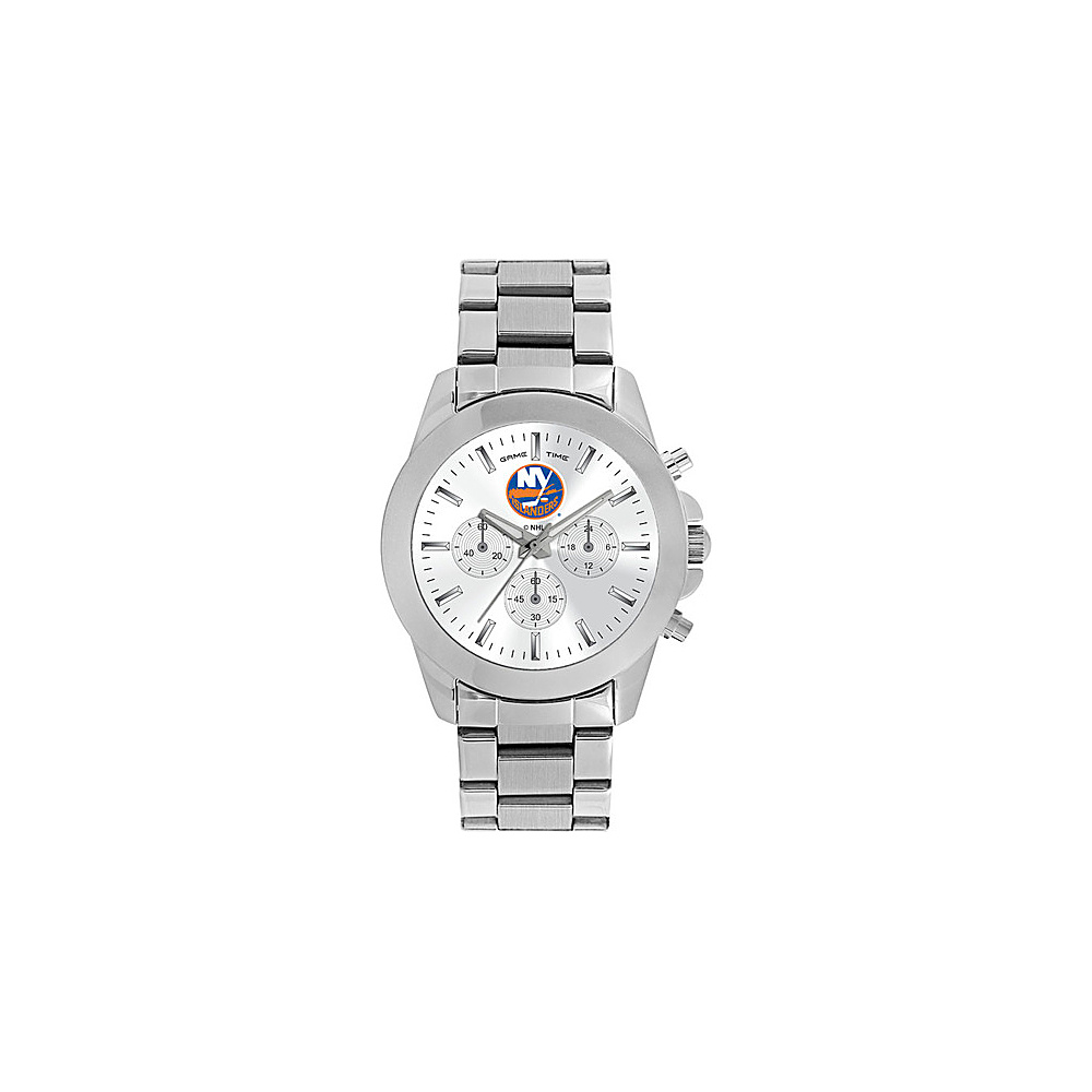 Game Time Womens Knockout-NHL Watch New York Islanders - Game Time Watches - Fashion Accessories, Watches