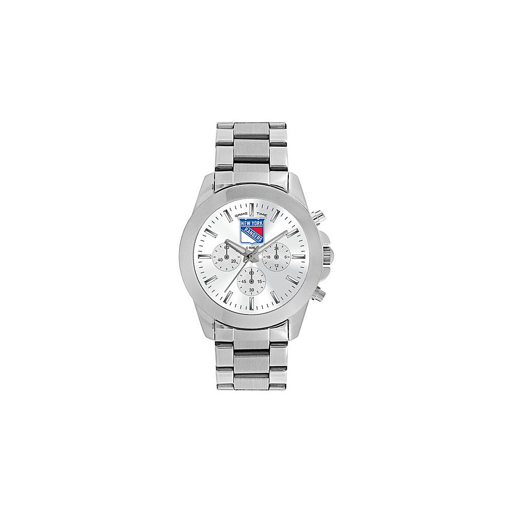 Game Time Womens Knockout-NHL Watch New York Rangers - Game Time Watches - Fashion Accessories, Watches