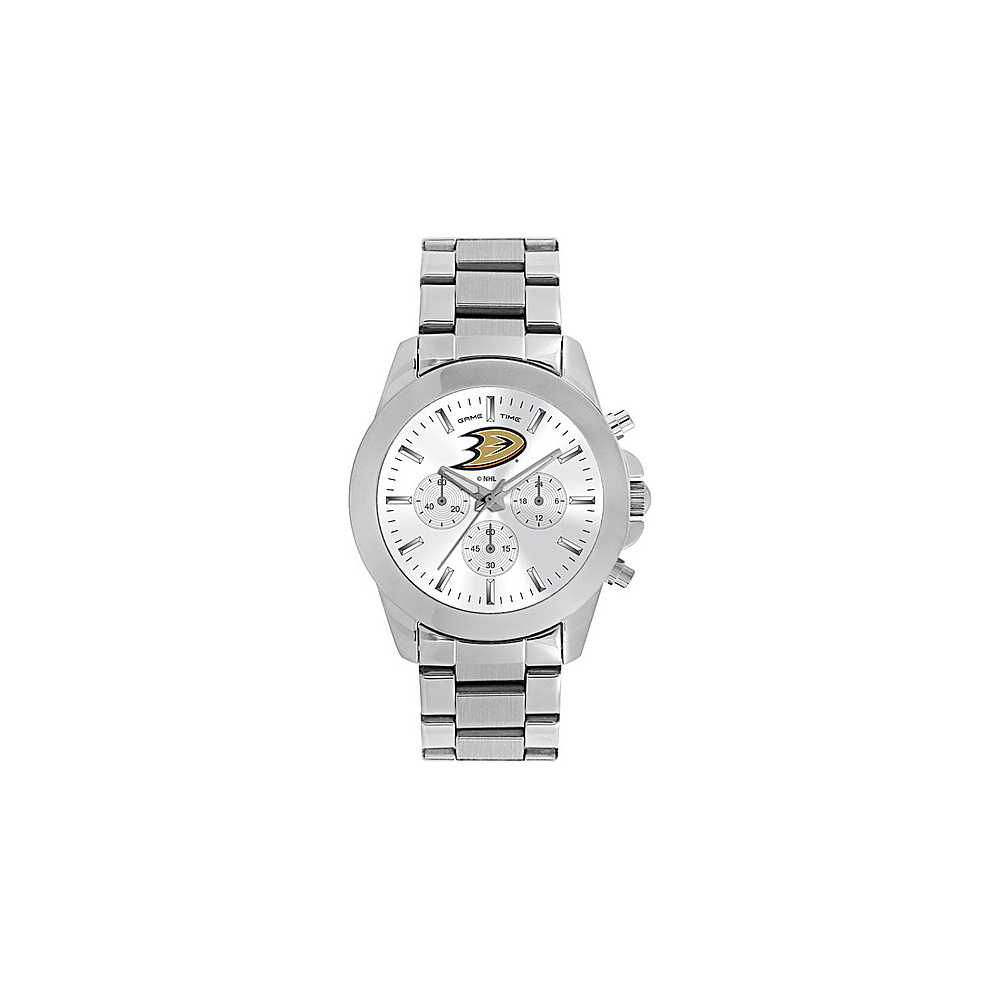 Game Time Womens Knockout-NHL Watch Anaheim Ducks - Game Time Watches - Fashion Accessories, Watches