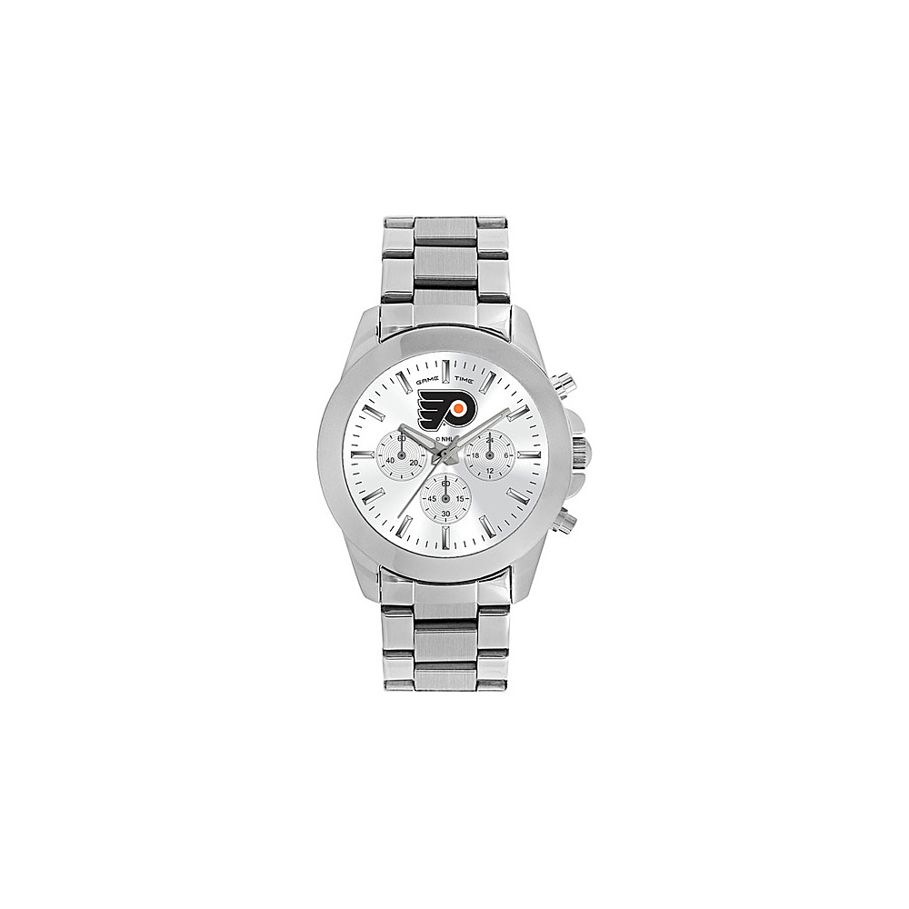 Game Time Womens Knockout-NHL Watch Philadelphia Flyers - Game Time Watches - Fashion Accessories, Watches