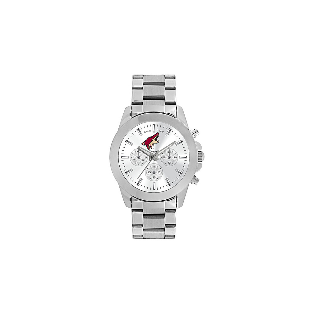 Game Time Womens Knockout-NHL Watch Arizona Coyotes - Game Time Watches - Fashion Accessories, Watches