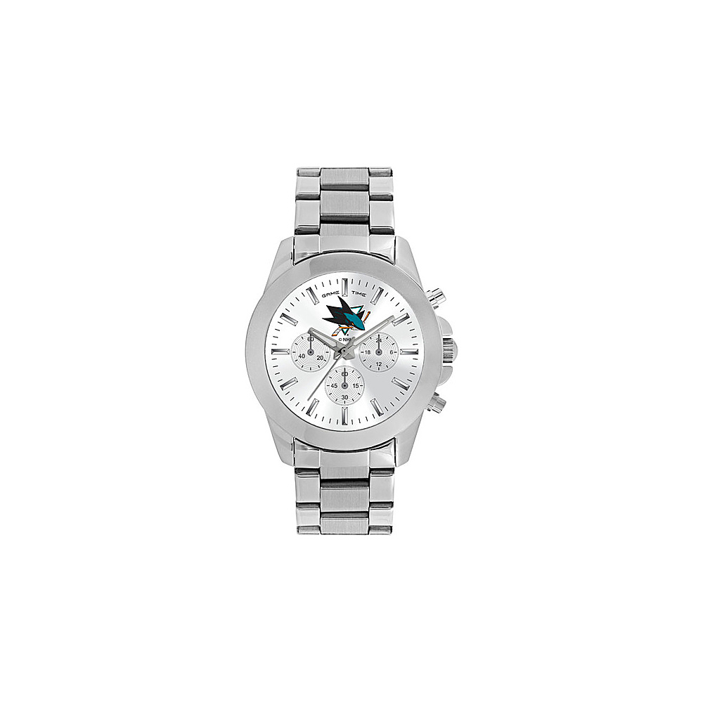 Game Time Womens Knockout-NHL Watch San Jose Sharks - Game Time Watches - Fashion Accessories, Watches