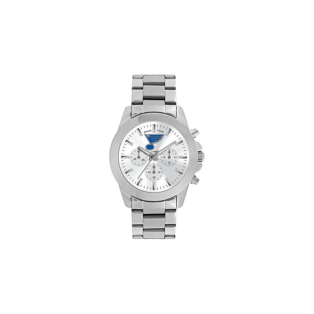 Game Time Womens Knockout-NHL Watch St Louis Blues - Game Time Watches - Fashion Accessories, Watches