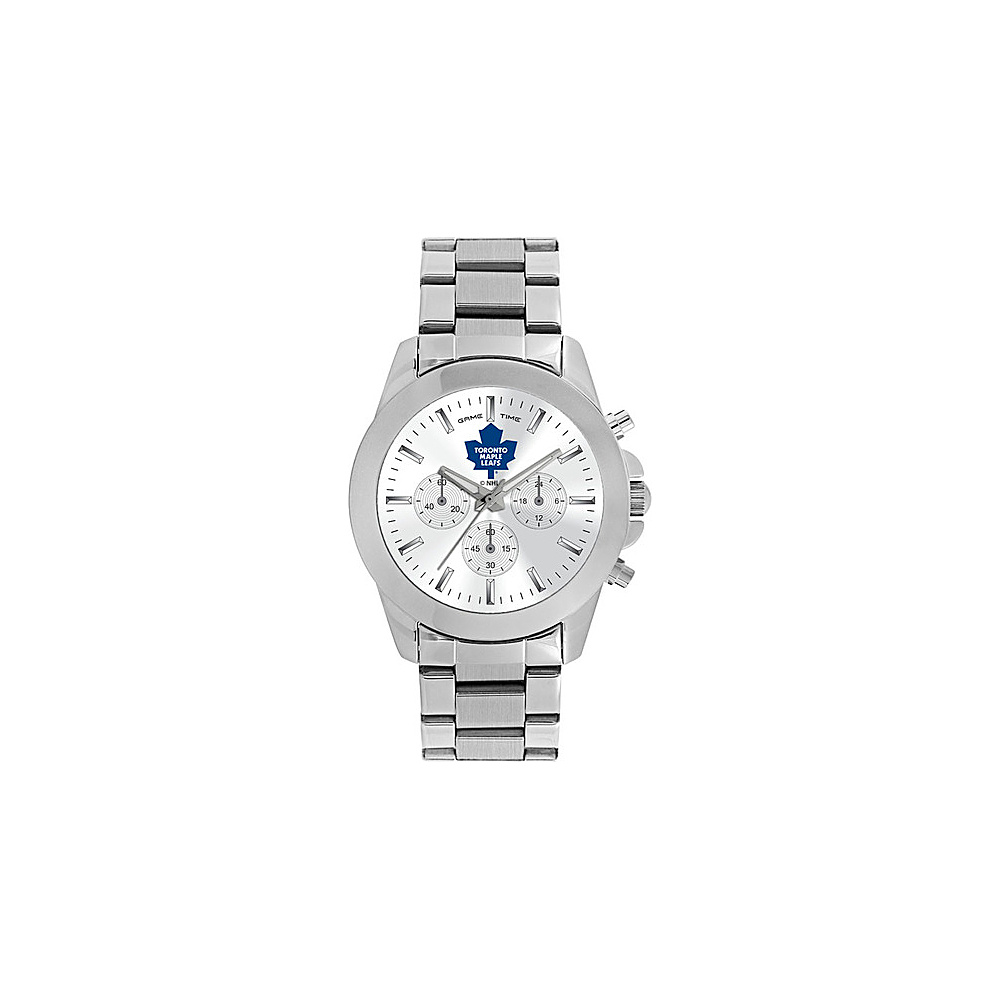 Game Time Womens Knockout-NHL Watch Toronto Maple Leafs - Game Time Watches - Fashion Accessories, Watches