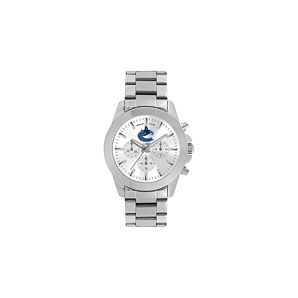 Game Time Womens Knockout-NHL Watch Vancouver Canucks - Game Time Watches - Fashion Accessories, Watches
