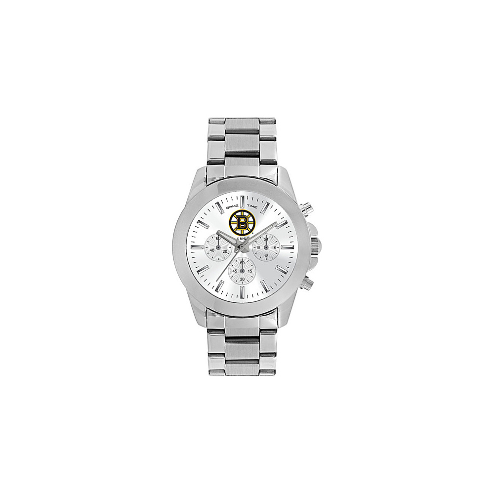 Game Time Womens Knockout-NHL Watch Boston Bruins - Game Time Watches - Fashion Accessories, Watches