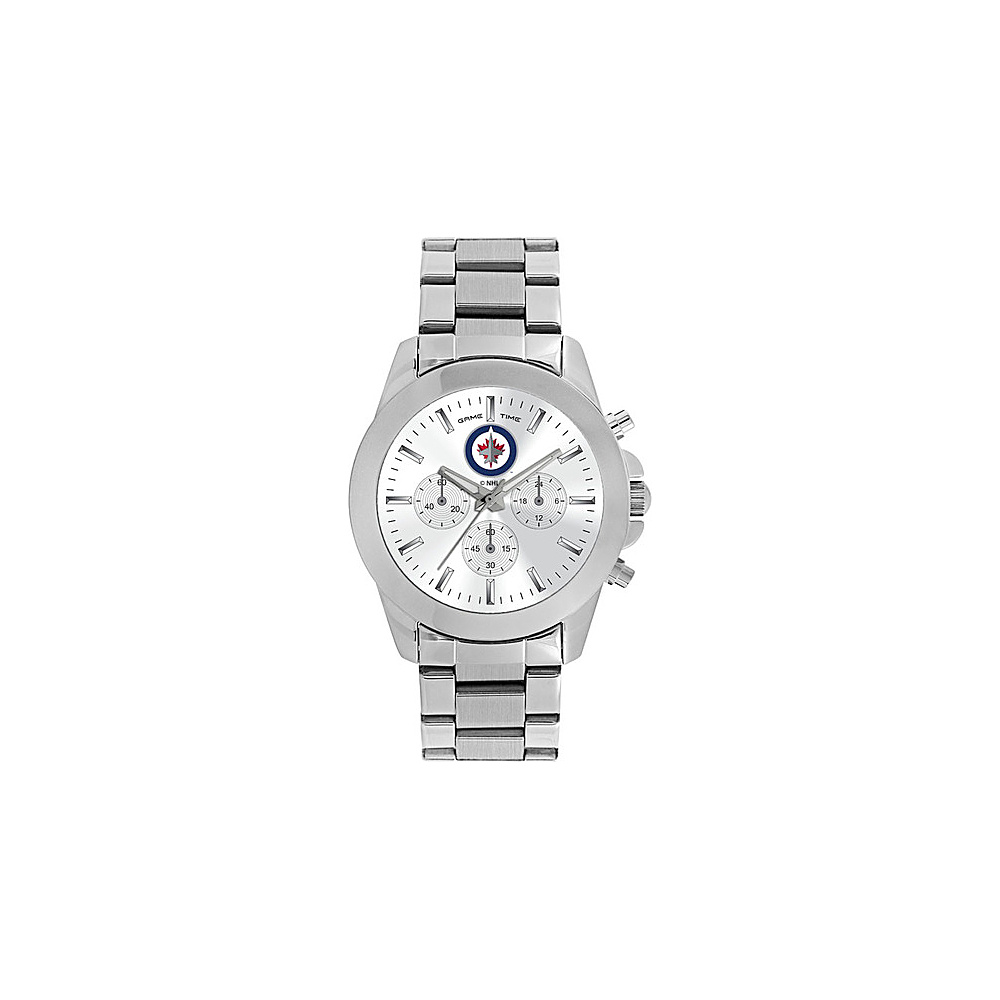 Game Time Womens Knockout-NHL Watch Winnipeg Jets - Game Time Watches - Fashion Accessories, Watches