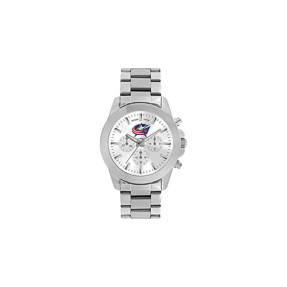 Game Time Womens Knockout-NHL Watch Columbus Blue Jackets - Game Time Watches - Fashion Accessories, Watches