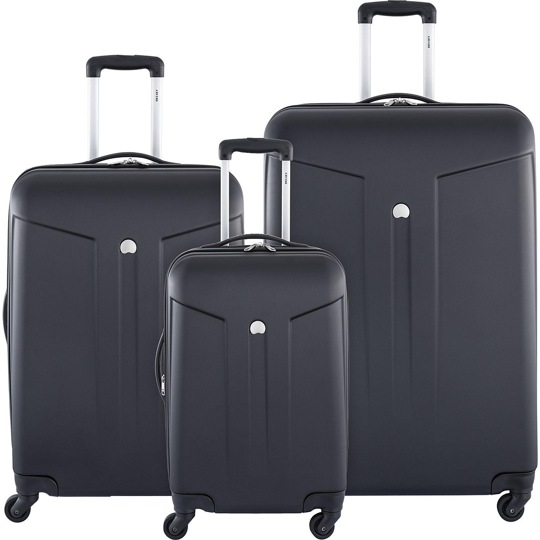 delsey com te 3 piece expandable hardside luggage set. Black Bedroom Furniture Sets. Home Design Ideas