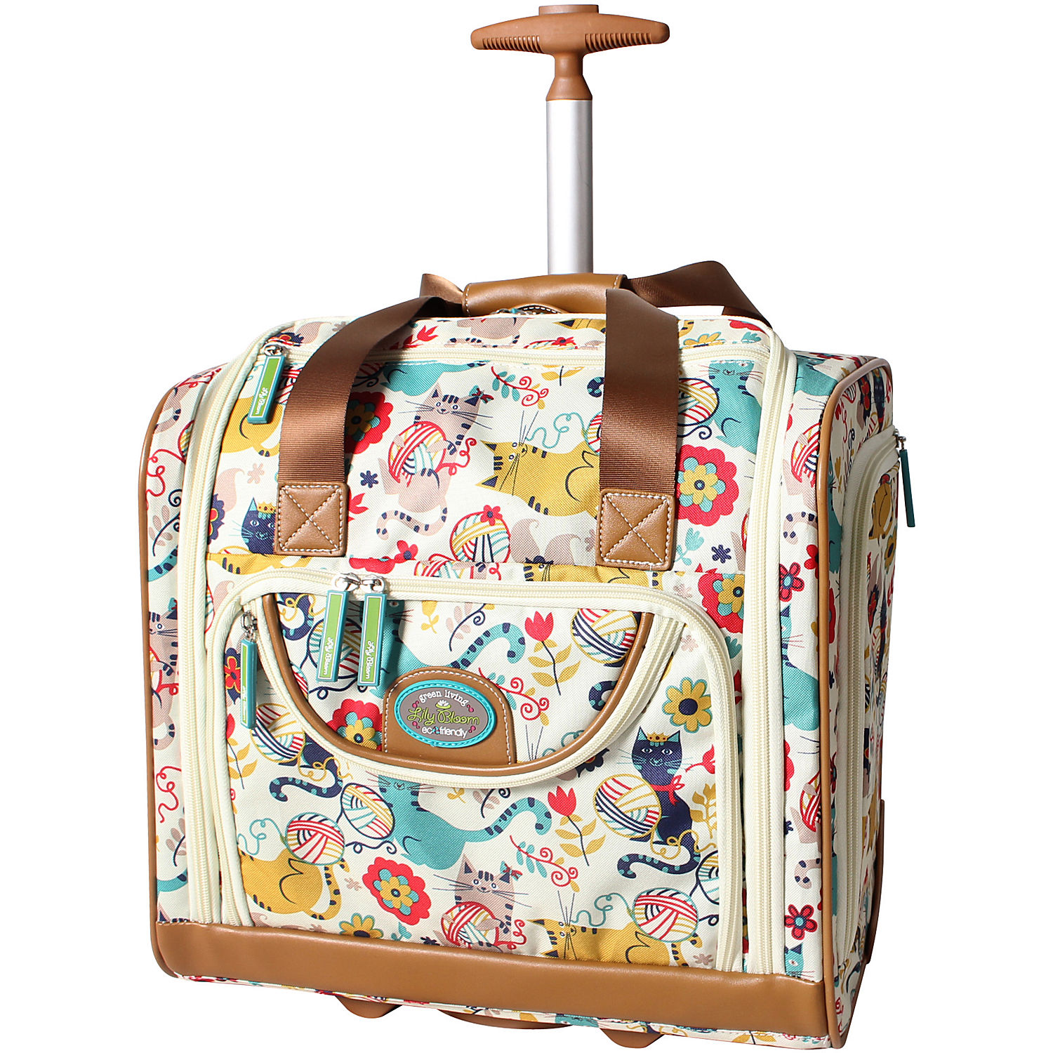 Lily Bloom Under The Seat Bag Ebags Com