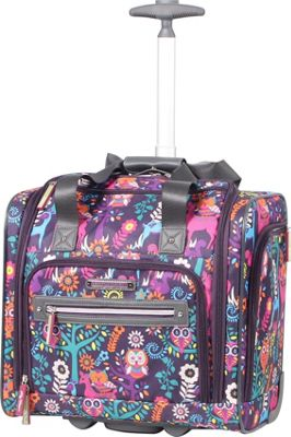 Lily Bloom Underseat Bag Wilwoods - Lily Bloom Softside Carry-On
