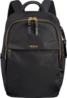 Tumi Voyageur Daniella Small Backpack Black - Tumi Designer Handbags