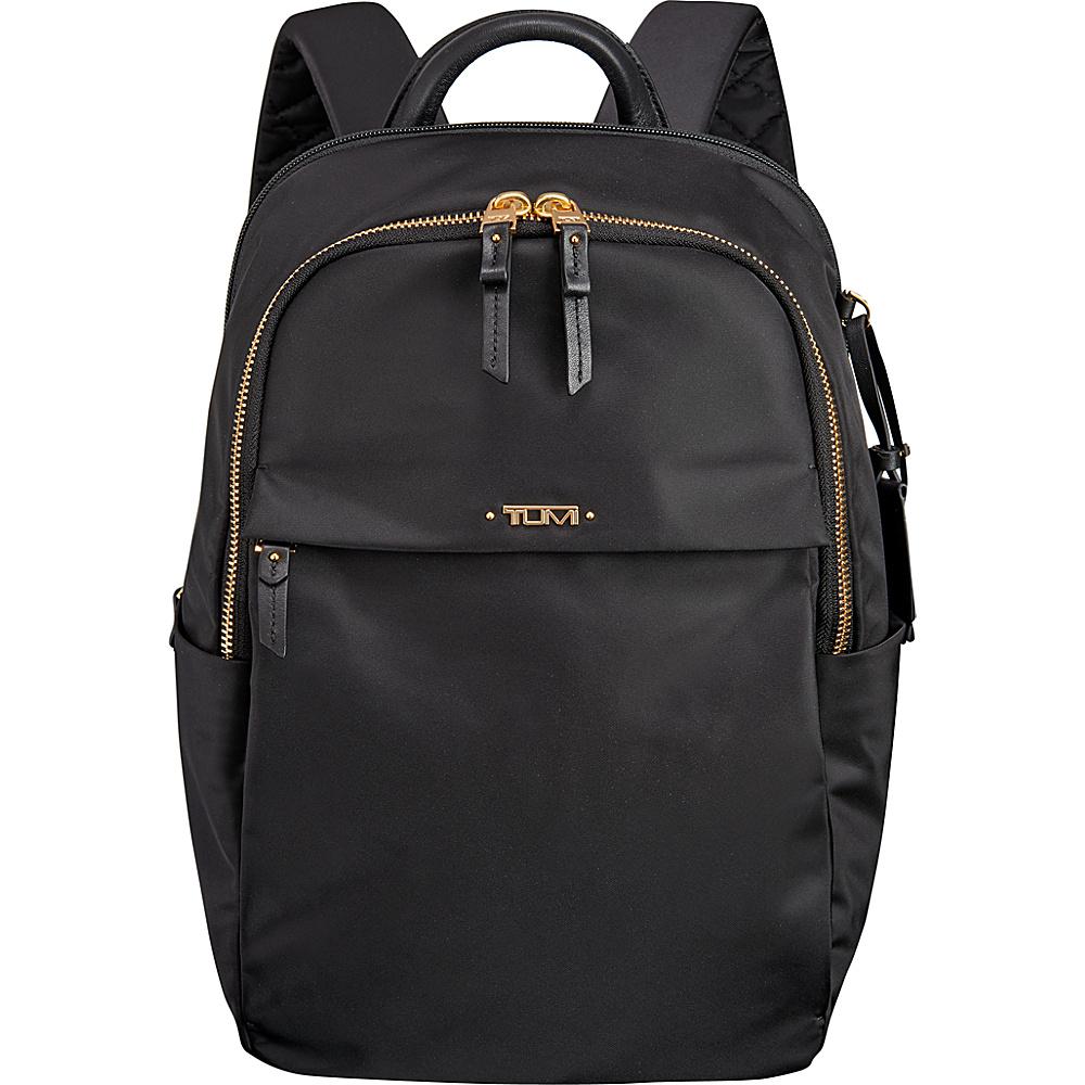 Tumi Voyageur Daniella Small Backpack Black - Tumi Designer Handbags - Handbags, Designer Handbags