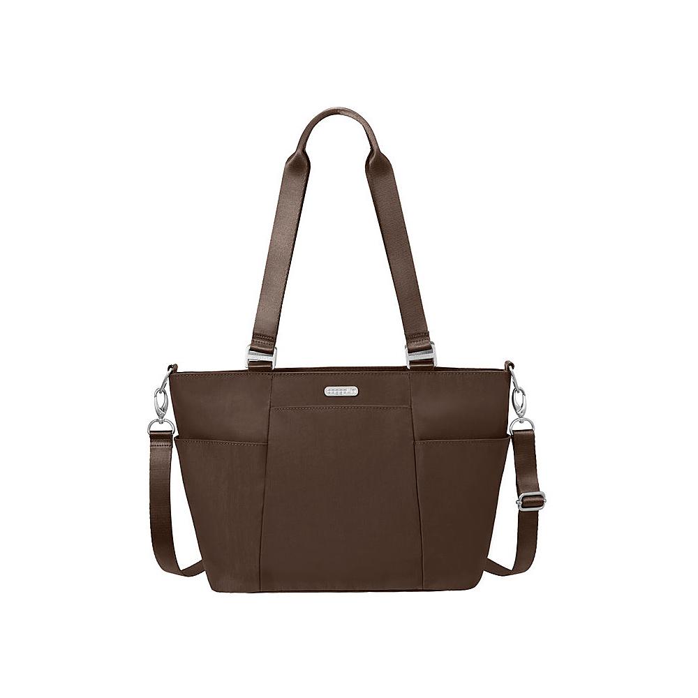 baggallini Medium Avenue Tote Java - baggallini Fabric Handbags - Handbags, Fabric Handbags