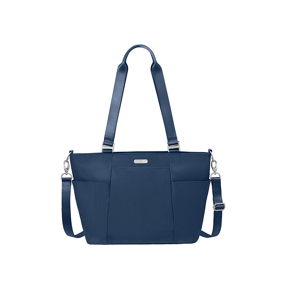 baggallini Medium Avenue Tote Pacific - baggallini Fabric Handbags - Handbags, Fabric Handbags