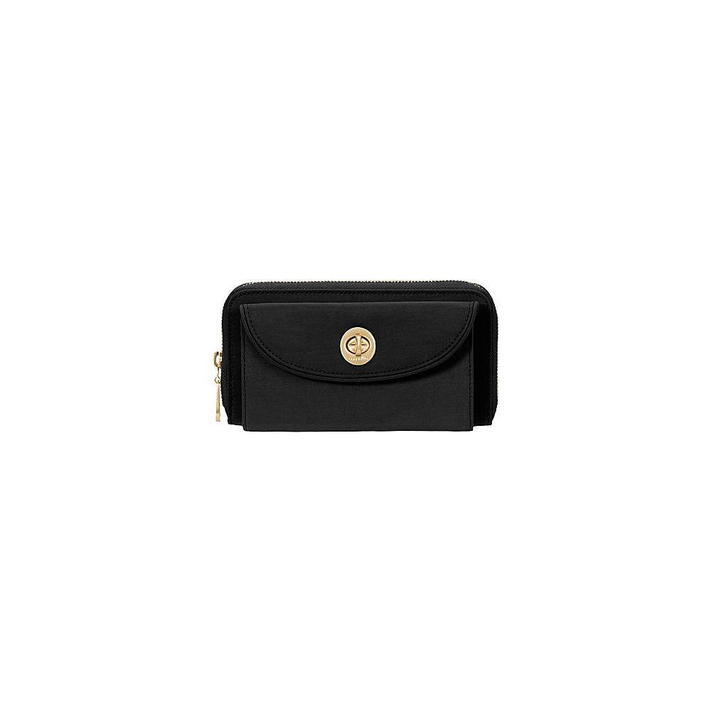 baggallini Kyoto RFID Wallet Black - baggallini Womens Wallets - Women's SLG, Women's Wallets