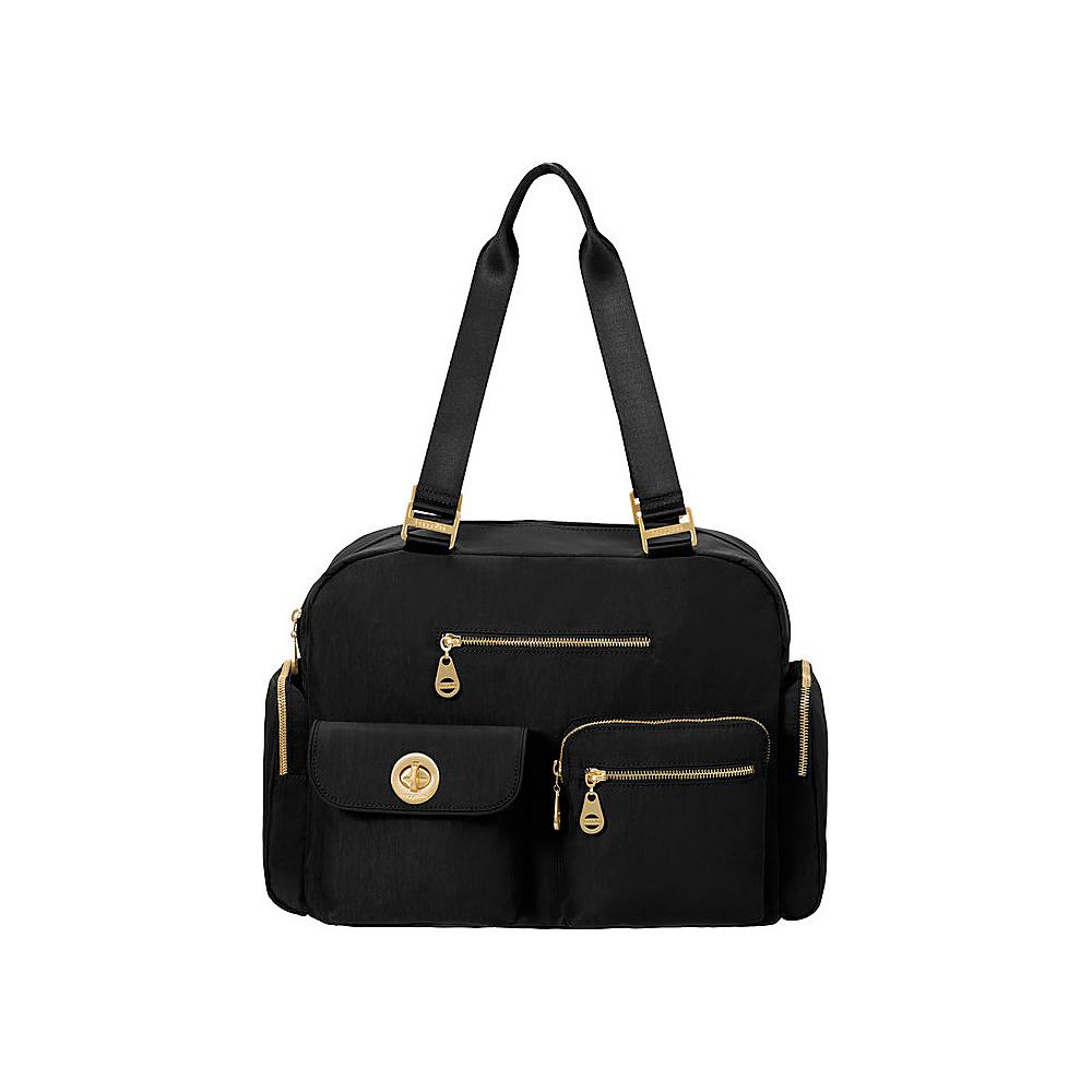 baggallini Venice Laptop Tote Black - baggallini Fabric Handbags - Handbags, Fabric Handbags