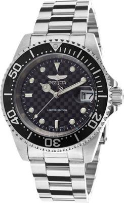 invicta watches mens pro diver automatic steel ebay