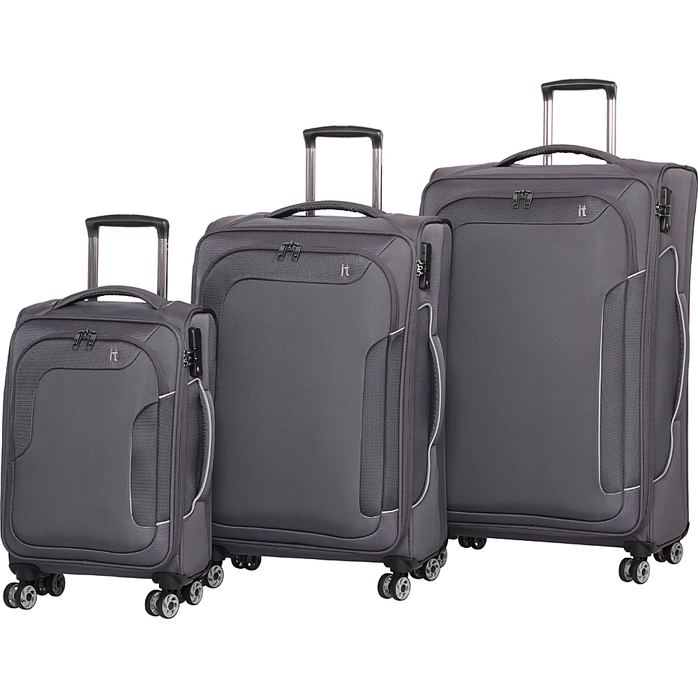 it luggage Amsterdam III 8 Wheel 3 Piece Set Magnet it luggage Luggage Sets