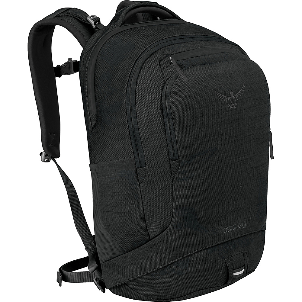 Osprey Cyber Backpack Black - Osprey Business & Laptop Backpacks - Backpacks, Business & Laptop Backpacks