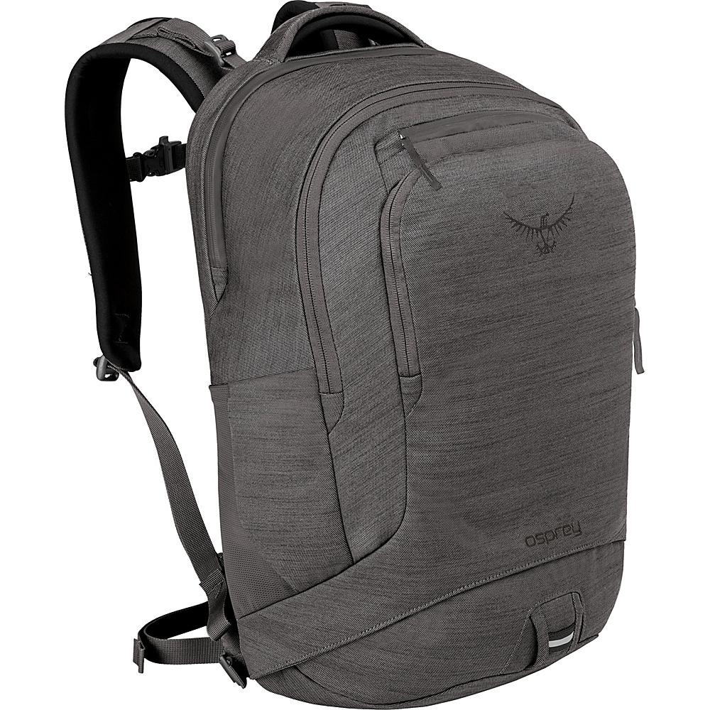 Osprey Cyber Backpack Shark Grey - Osprey Business & Laptop Backpacks - Backpacks, Business & Laptop Backpacks