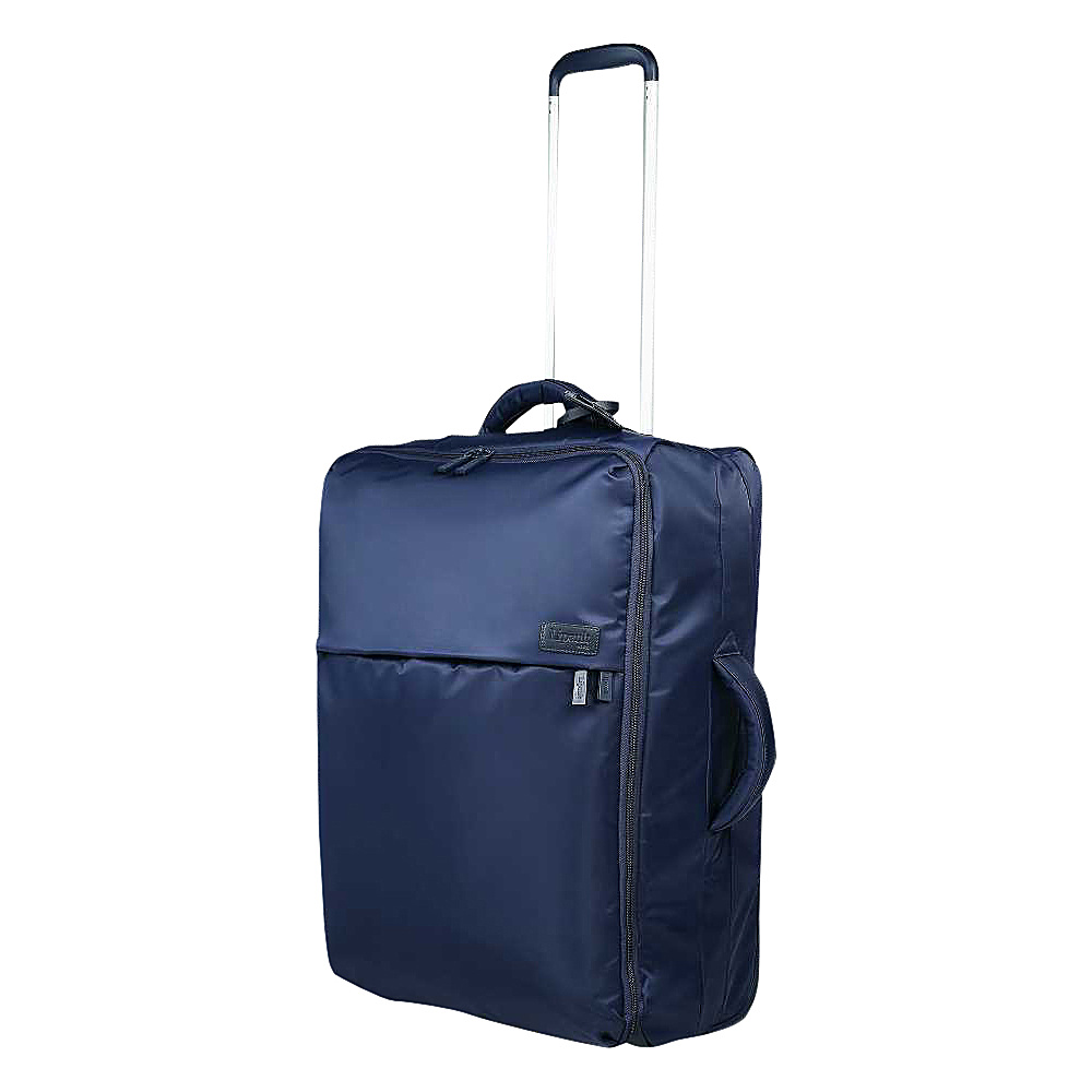 Lipault Paris Upright 24 Navy Lipault Paris Softside Checked