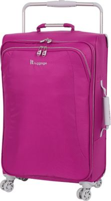 it luggage World's Lightest 8 Wheel Spinner 27.6 Baton Rouge - it luggage Softside Checked