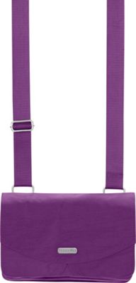 baggallini Venture Crossbody - Retired Colors Violet - baggallini Fabric Handbags