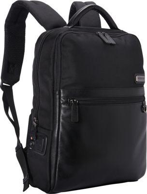 Numinous London SMART City Backpack 4401 Black - Numinous London Business & Laptop Backpacks