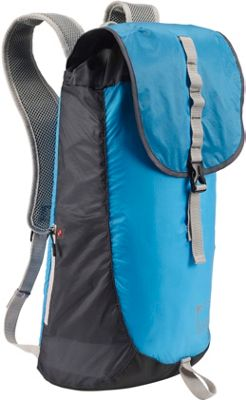 Lewis N. Clark ElectroLight Day Pack Blue/Charcoal - Lewis N. Clark Day Hiking Backpacks