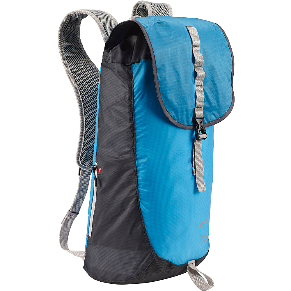 Lewis N. Clark ElectroLight Day Pack Blue Charcoal Lewis N. Clark Day Hiking Backpacks