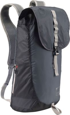 Lewis N. Clark ElectroLight Day Pack Charcoal - Lewis N. Clark Day Hiking Backpacks