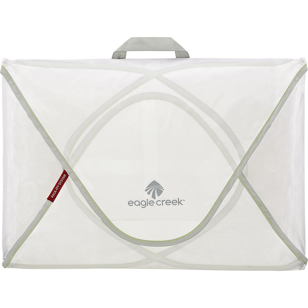 Eagle Creek Pack-ItSpecter Garment Folder Large White/Strobe - Eagle Creek Travel Organizers - Travel Accessories, Travel Organizers