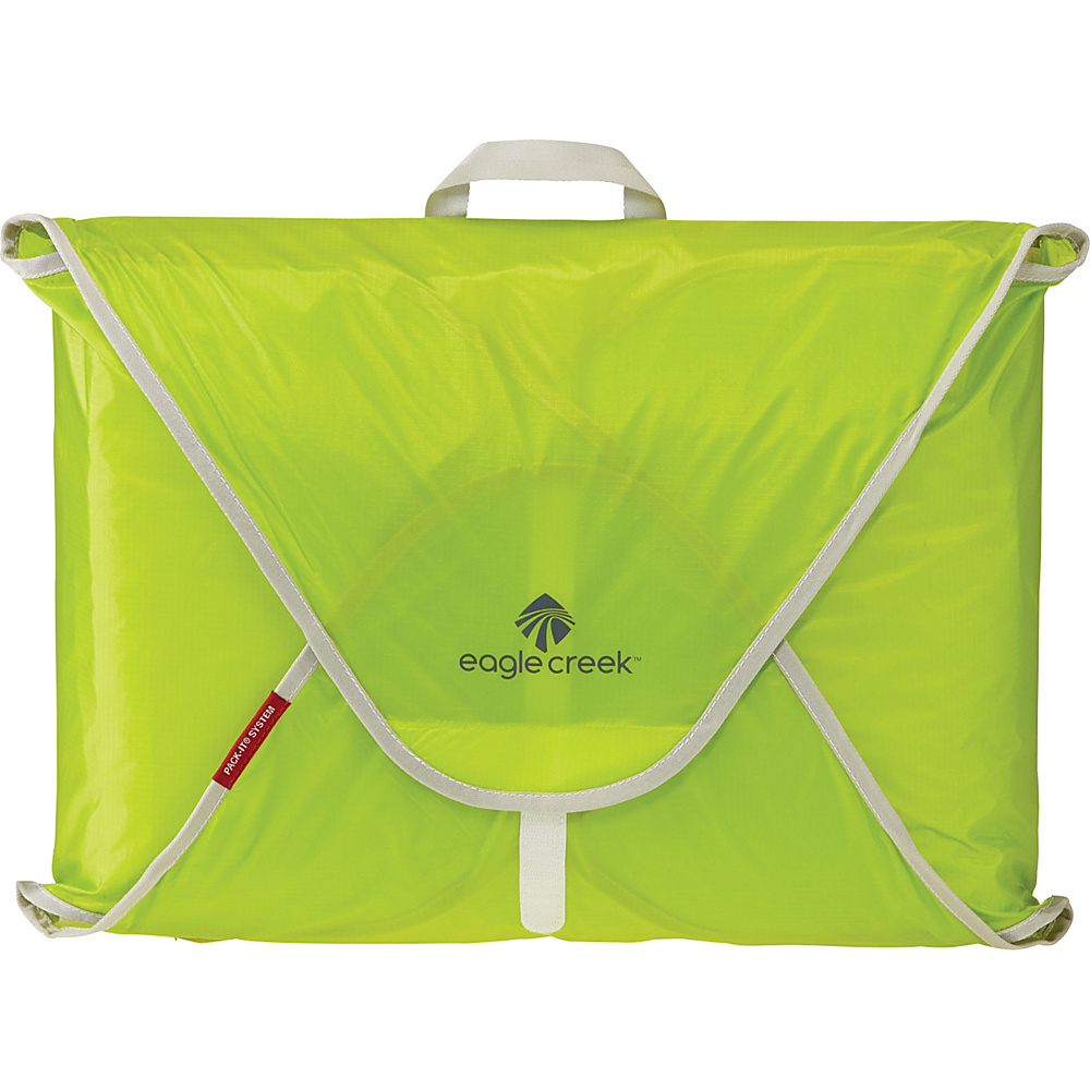 Eagle Creek Pack-ItSpecter Garment Folder Large Strobe Green - Eagle Creek Travel Organizers - Travel Accessories, Travel Organizers